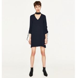 ZARA Chocker Dress